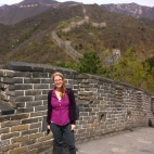 The Great Wall of China!!